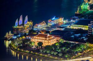 Nha Rong Wharf
