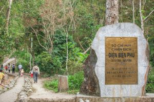 The Headquarter of Dien Bien Phu Campaign