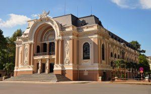 The Saigon Opera