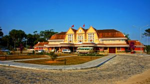 Dalat train station