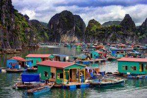 Vung Vieng Village