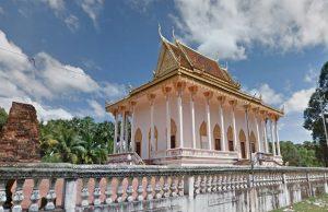 Wat Phnom Thom Mond