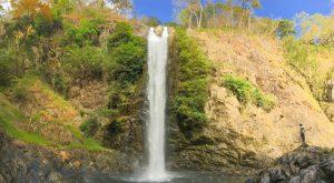 Yaly Waterfall
