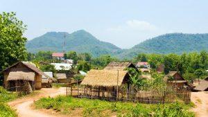 Ban Nam Sang Hill-Tribe Village