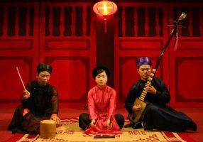 Ca Tru Traditional Folk Music