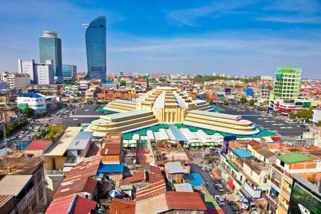 Grand Cambodia Vacation