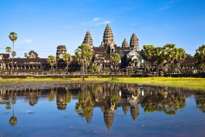 Angkor Wat Temple in Siem Reap, Cambodia