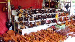 Coconut Handicraft Villages