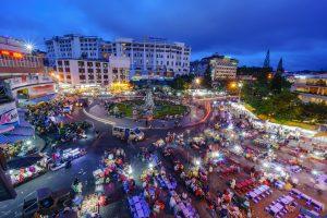 Dalat Market, Am Phu Market