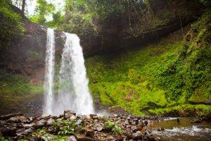 Sen Monorum Waterfall