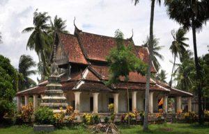 The Wat Pee Pahd