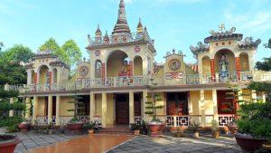 Tien Chau Pagoda