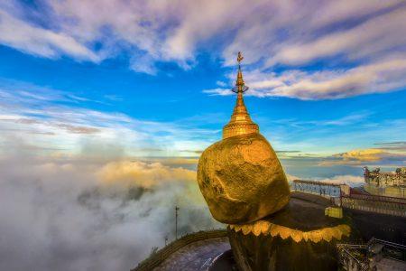 Yangon – Golden Rock Journey