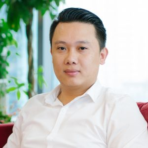 Portrait of Lucas Dao, CEO of Far East Vacation